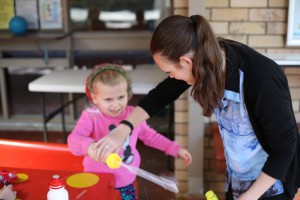 Volunteering with Riverlink Disability Support
